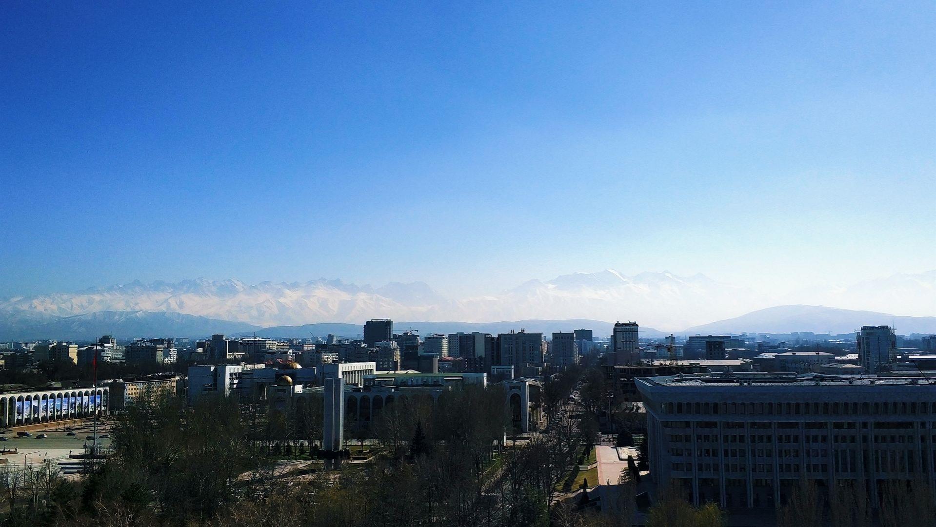 Изображение для статьи Энергия города. Анализ и перспективы развития Бишкека 2112