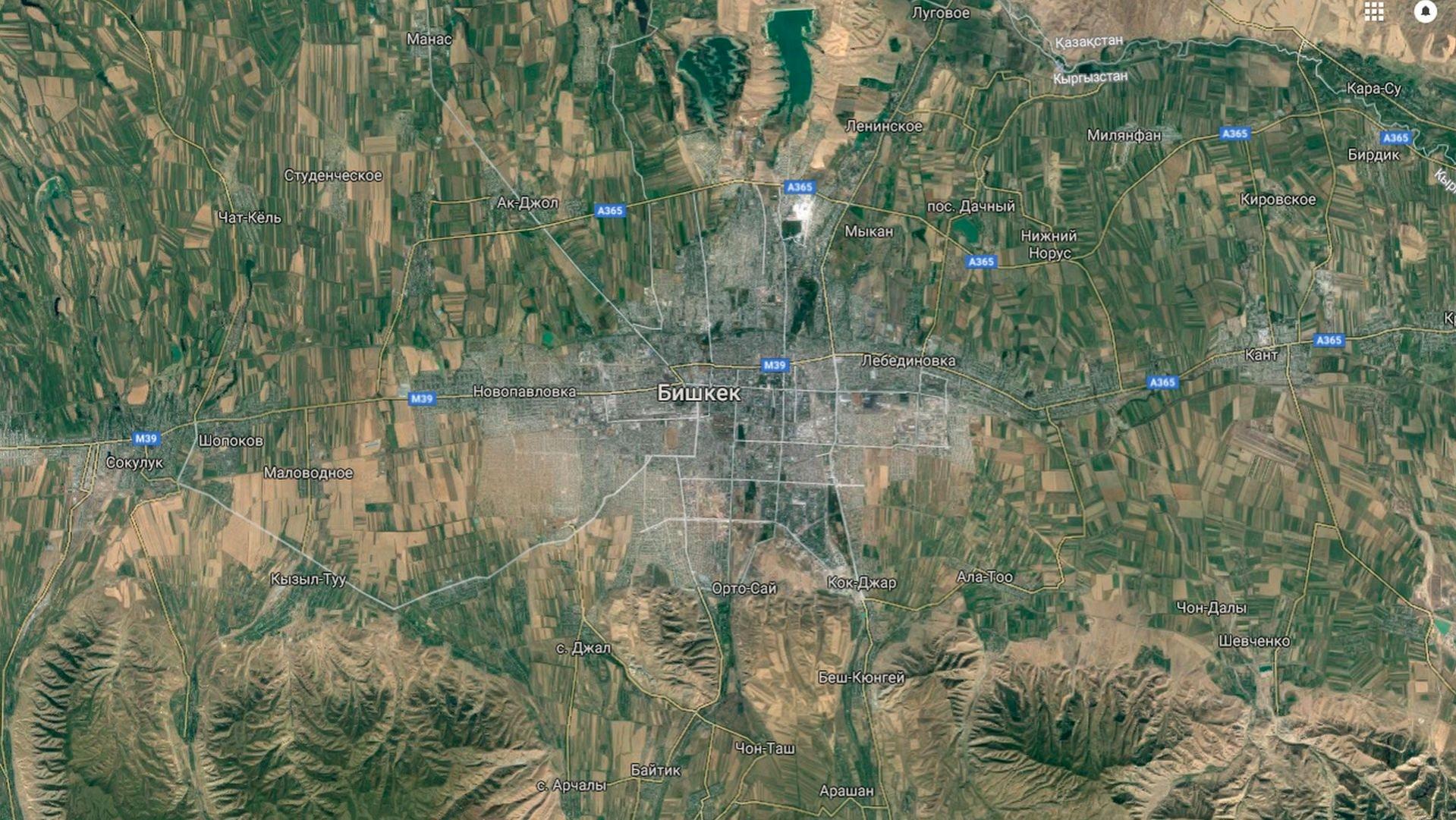 Изображение для статьи Энергия города. Анализ и перспективы развития Бишкека 2113