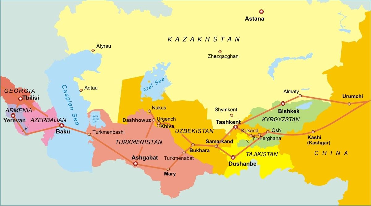 Изображение для статьи Энергия города. Анализ и перспективы развития Бишкека 2114