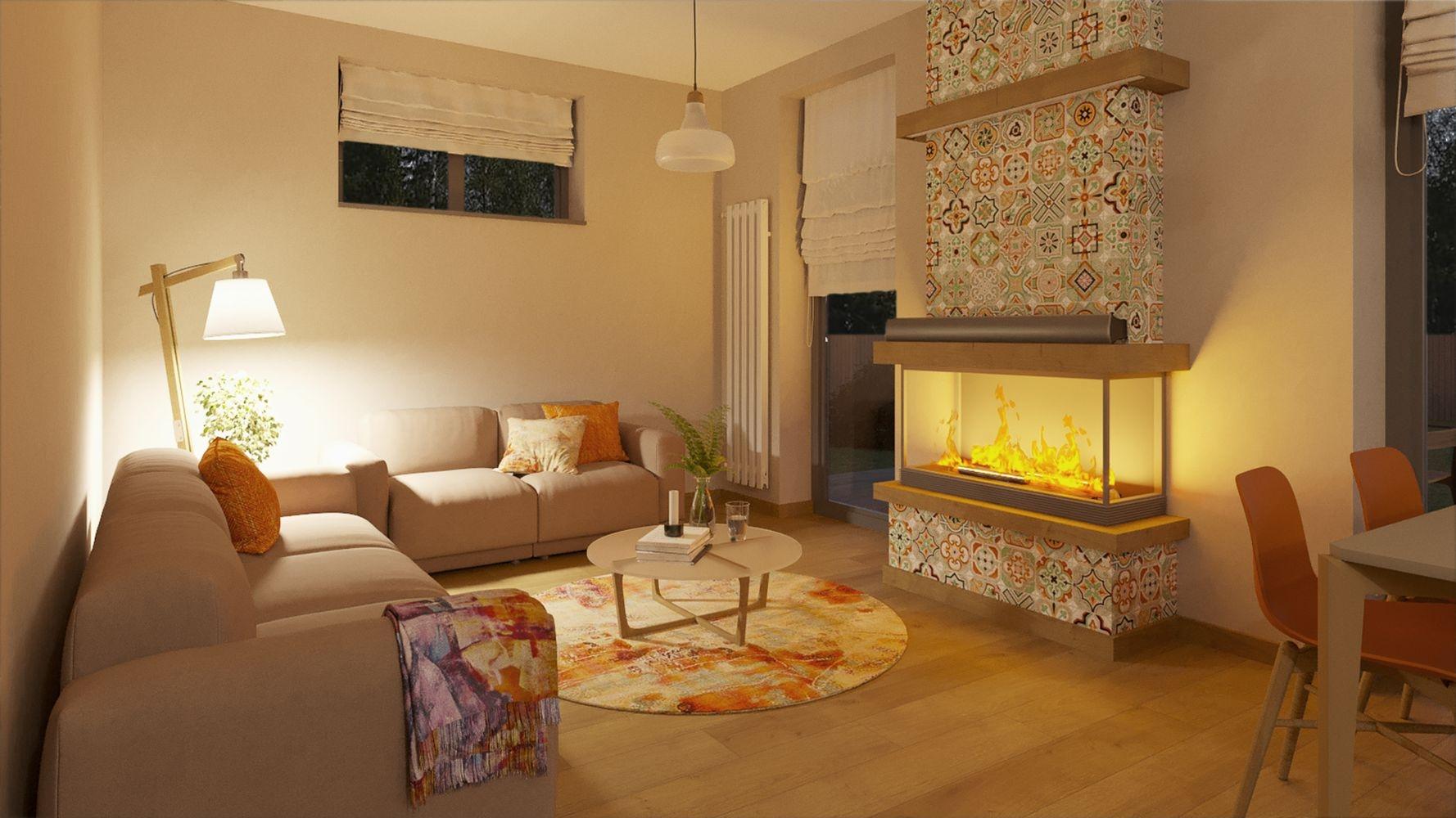 Изображение для проекта Дачный дом на берегу Волги 2020