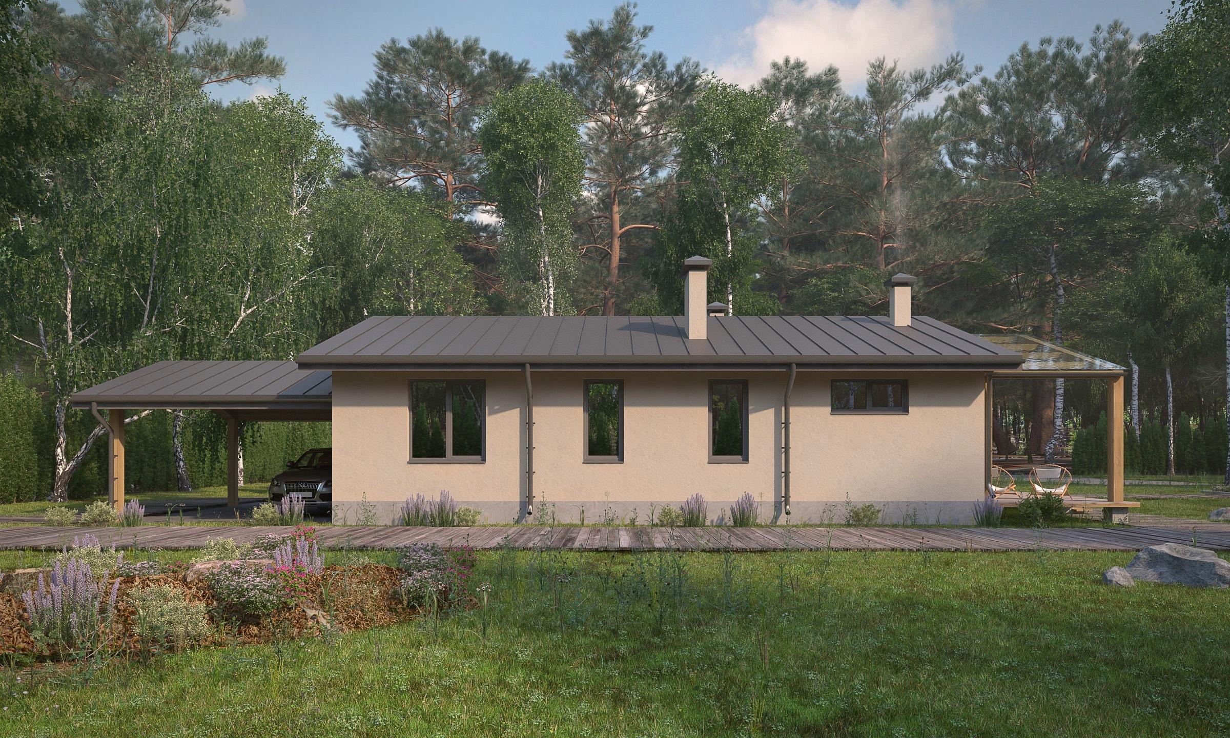 Изображение для проекта Проект небольшого дома по Васту и Фэншуй 1781