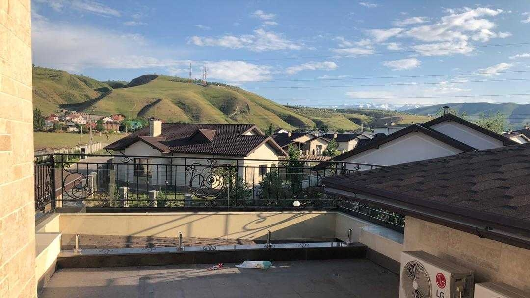 Изображение для проекта Проект современного особняка в Бишкеке 2038