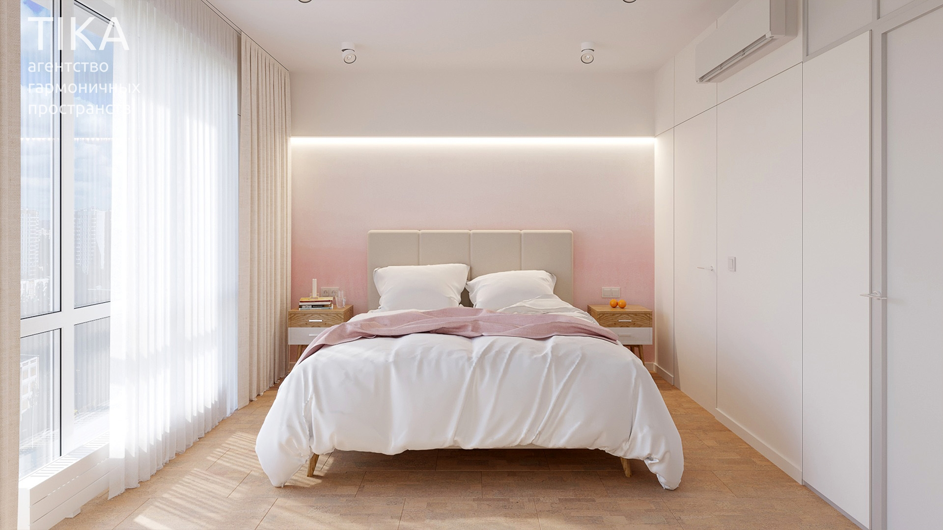 Изображение для проекта Дизайн интерьера квартиры в Москве 2135