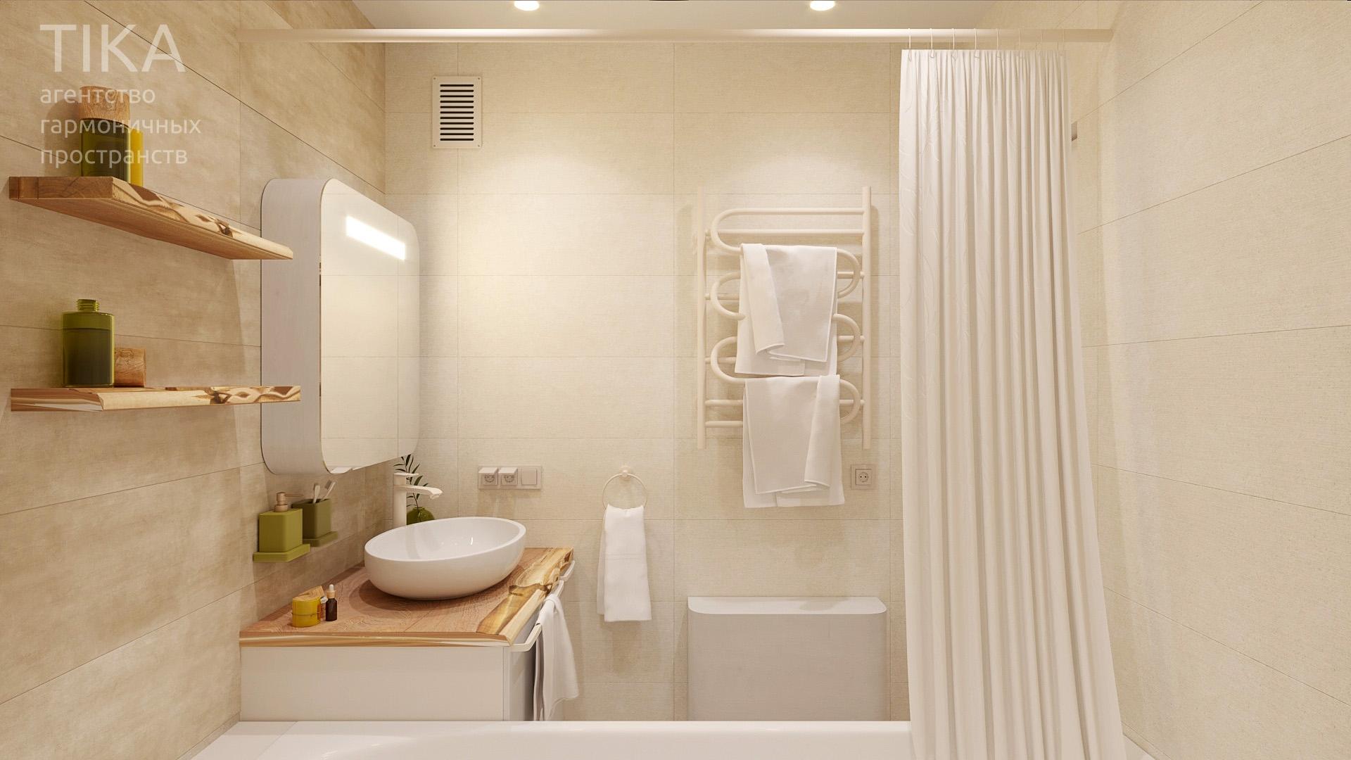 Изображение для проекта Дизайн интерьера квартиры в Москве 2137