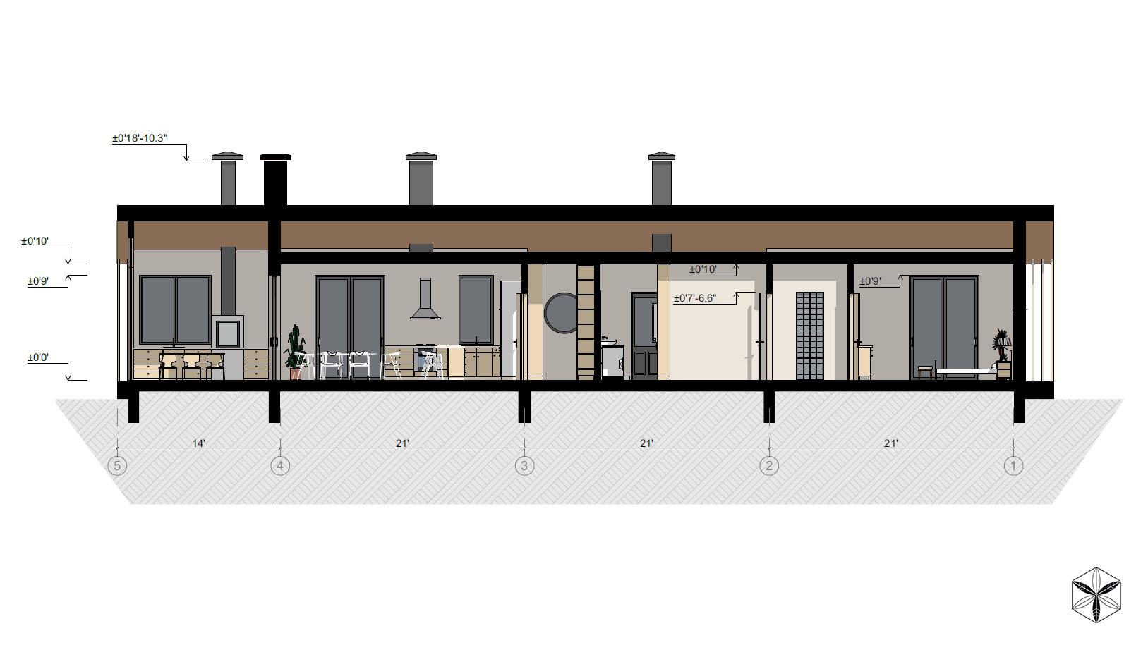 Изображение для проекта Каркасный дом с конопляным утеплителем во Флориде 2873