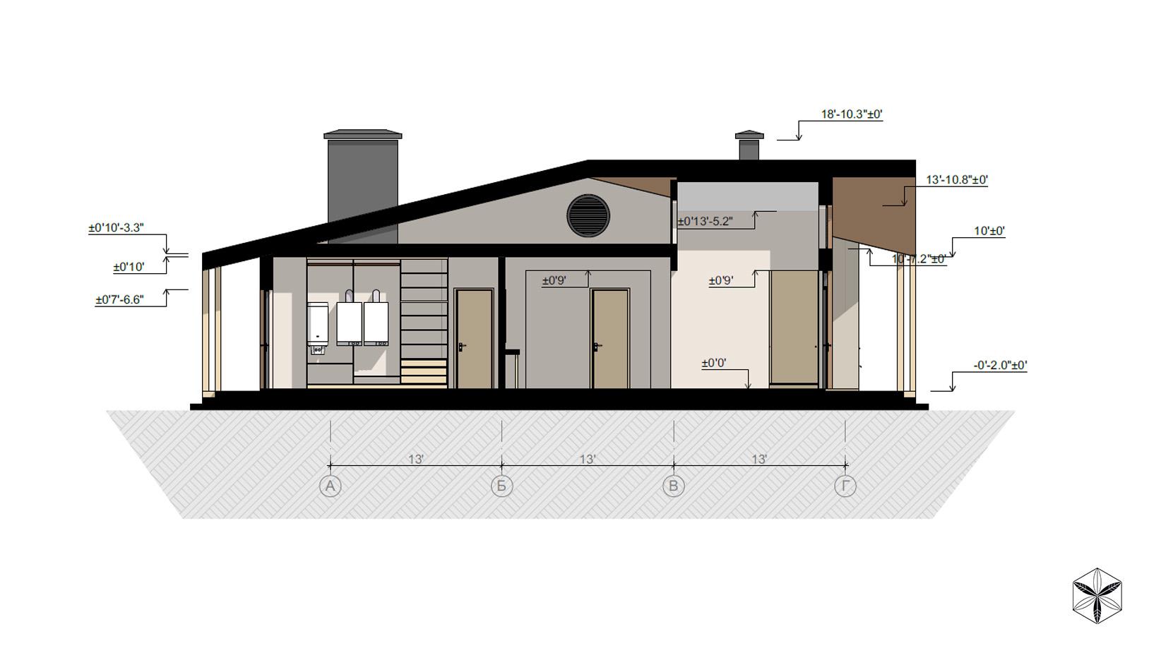 Изображение для проекта Каркасный дом с конопляным утеплителем во Флориде 2874