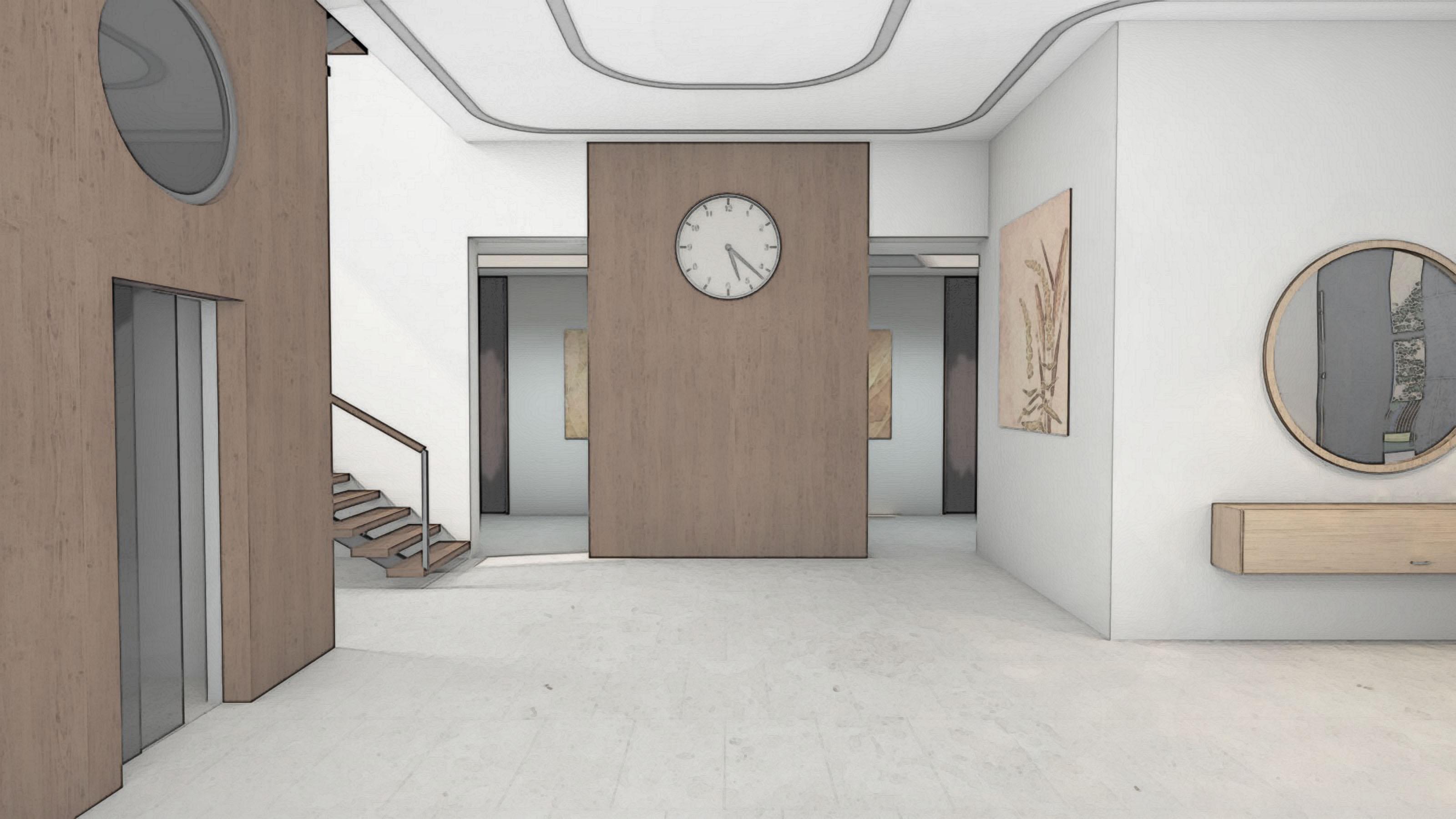 Изображение для проекта Проект особняка в Латвии в стиле модерн 2897