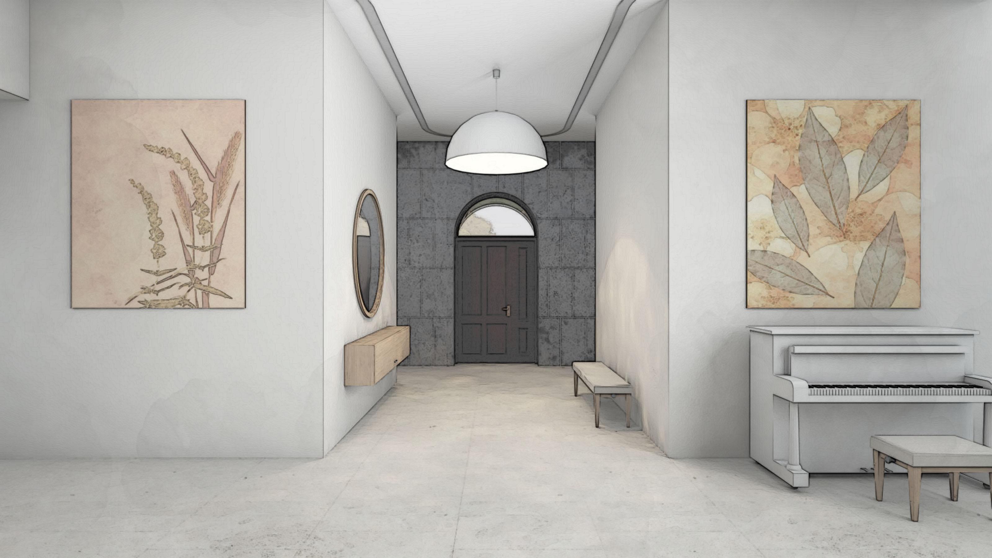 Изображение для проекта Проект особняка в Латвии в стиле модерн 2898