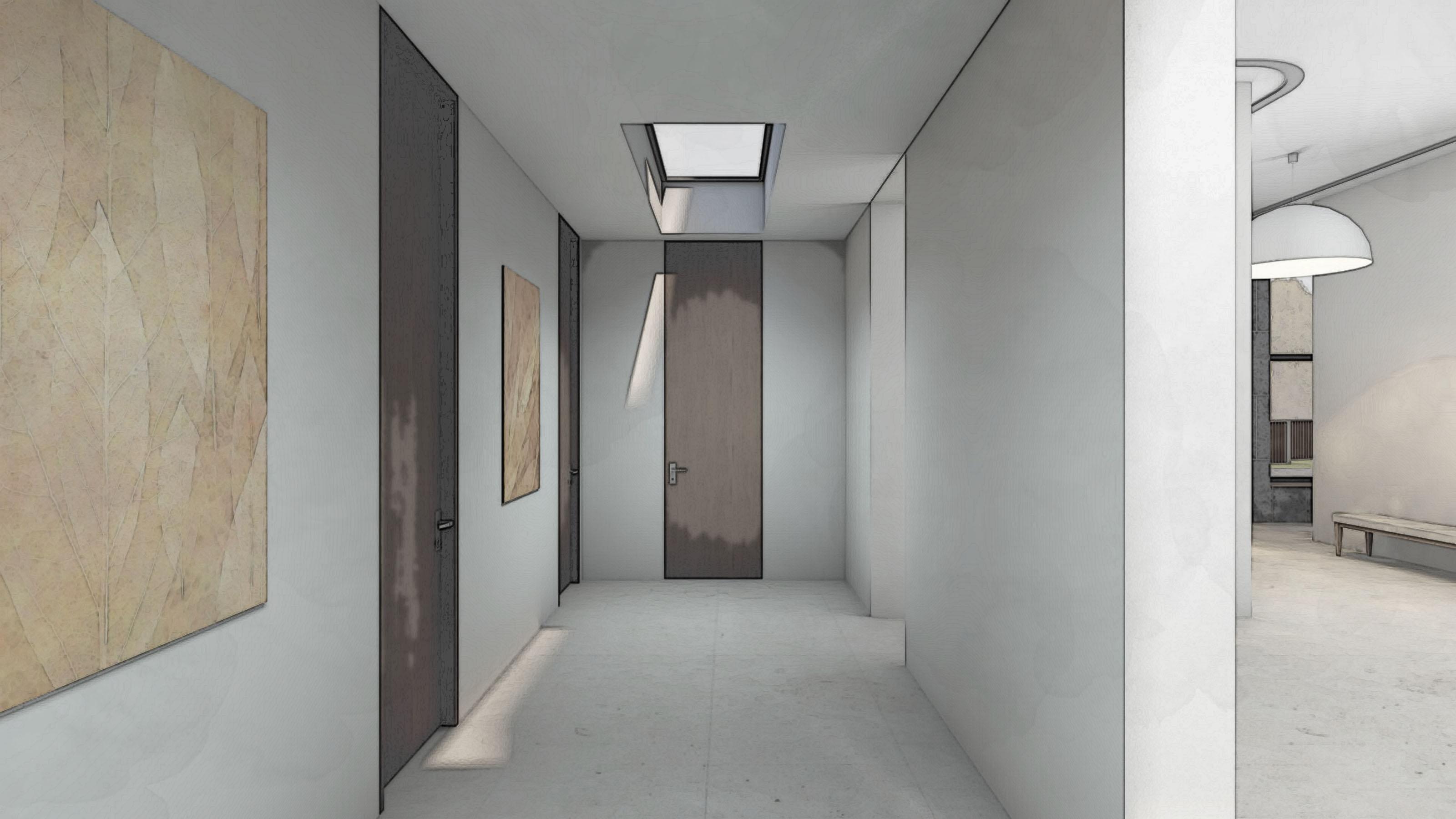 Изображение для проекта Проект особняка в Латвии в стиле модерн 2899