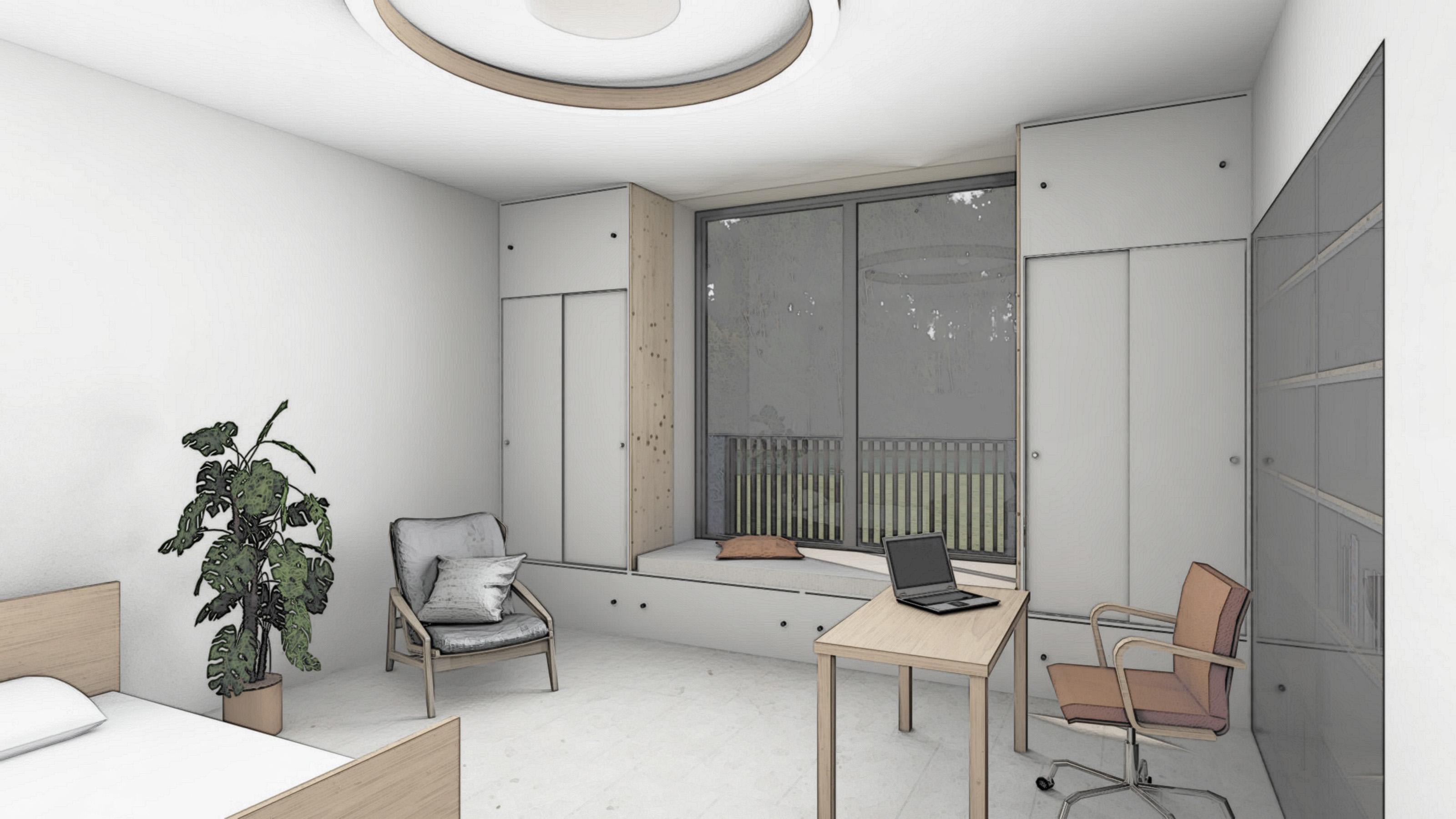 Изображение для проекта Проект особняка в Латвии в стиле модерн 2900