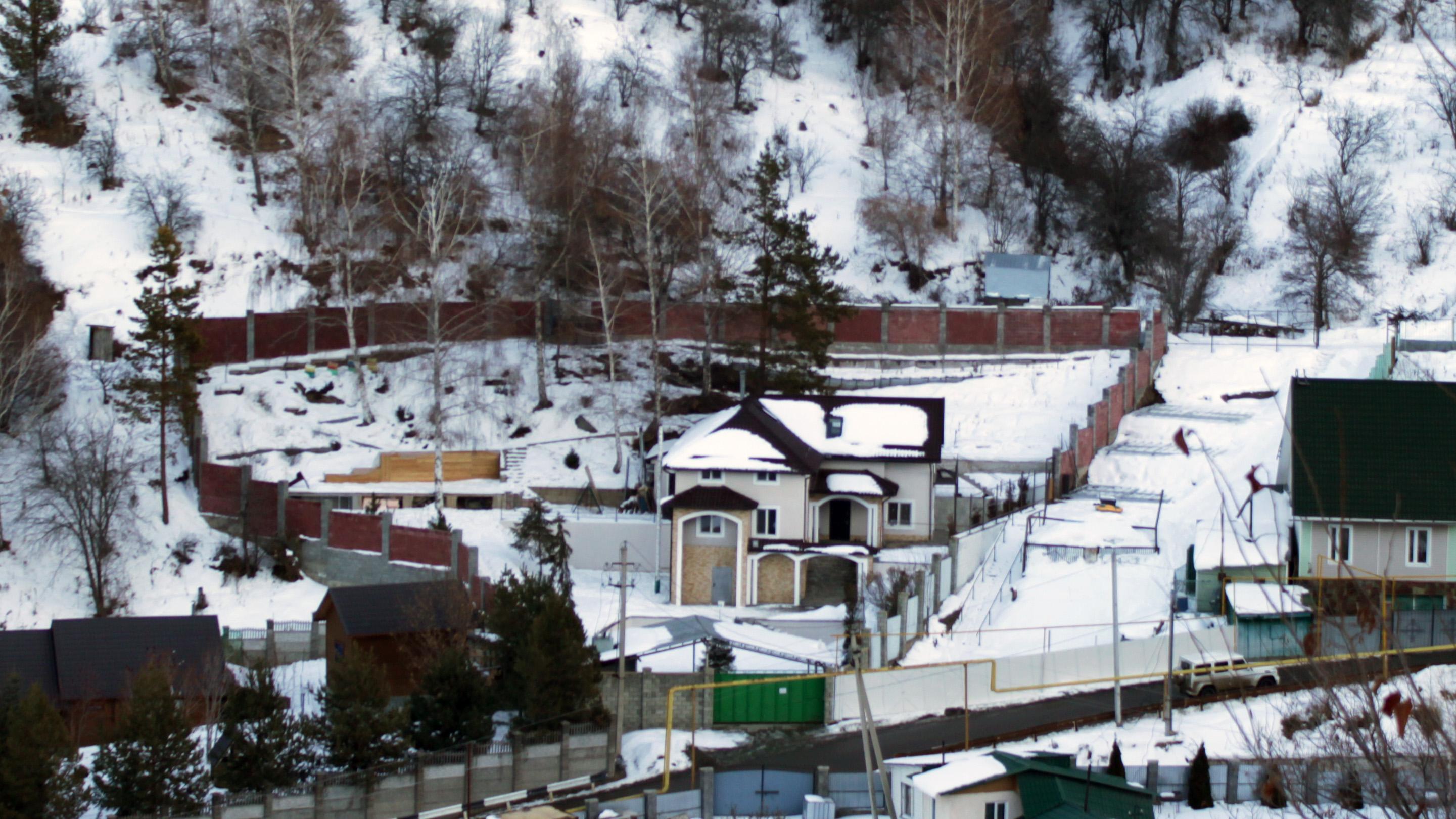 Изображение для проекта Проект гостевого комплекса в горном ущелье близ Алматы 3259